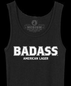 Badass Promo - Women's - Beater - Black