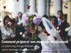 Le planning dorganisation de votre mariage mois par mois : comment préparer son mariage sereinement