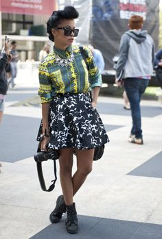 New York Fashion Week Street Style: Mr. Jay Manuel, Stefano Tonchi, Brandon Holley and More Style Stars (PHOTOS)