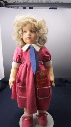 """Lenci doll 16"""""""