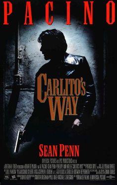 Carlito's Way (1993) Original One Sheet Movie Poster