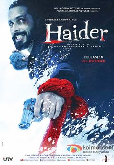 Home Of Movie Reviews: HAIDER MOVIE REVIEW