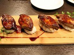 川崎  おかわりしたくなるほど美味いフォアグラ寿司も!駅チカの使える肉バル