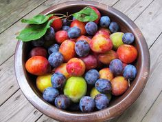 Rich in vitamin C, #fiber and #antioxidant phenols, #plums support skin health, increase immunity and aid #digestion
