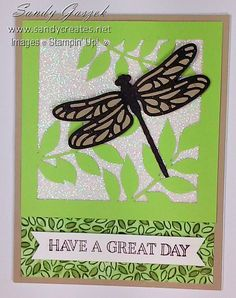 Paper Pumpkin-Dec 2017-Flora & Flutter. Click on link to see all of my alternative Flora & Flutter PP Cards. Paper Pumpkin, Have A Great Day, Stampin Up, Projects To Try, Alternative, Card Making, Dreams, Link, Cards