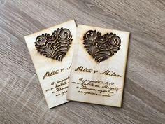 Originálne svadobné oznámenia Place Cards, Place Card Holders
