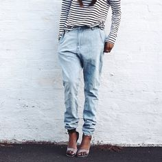 these jeans @maurieandeve #word xVR #love