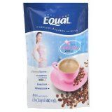 #Equal : 3in1 Coffee Instant Powder with Collagen 2,000 mg. (18 g x 5 Sachets) Product of #Thailand
