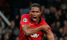 Ecuador. Manchester United big Guy Valencia...