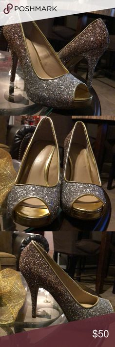 shoes 10m good condition wore once for wedding Thalia shoes very nice my daughter used fo her wedding only wore for few hours Shoes Heels