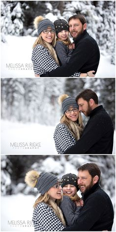 Winter Park Family Photos | Family Pictures | Snow | Mountains | Winter Park Colorado | Winter Park Lodging Company | Melissa Rieke Photography