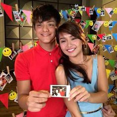 KathNiel 2014 | Kathniel on summer station ID 2014 | KATHNIEL | Pinterest