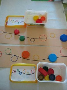 Discover thousands of images about Kupakos Kindergarten Teachers, Classroom Activities, Learning Activities, Preschool Activities, Kids Learning, Projects For Kids, Crafts For Kids, School Displays, Color Activities