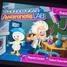 A comprehensive app targeting phonological awareness #phonics #children #apps #slpeeps