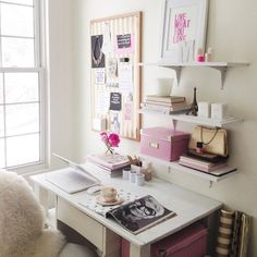 Desk home Office organization