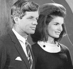Kennedy, who later became Jackie Onassis, claims on the tapes that the Los Angeles murder was part of a larger conspiracy by Johnson to keep Robert Kennedy from becoming President. Description from weeklyworldnews.com. I searched for this on bing.com/images