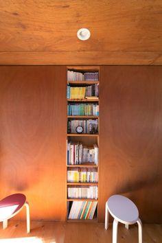 Bookcase, Shelves, Architecture, Interior, House, Design, Home Decor, Style, Arquitetura