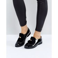 2251b233ced Buy Black Truffle collection Loafers for woman at best price. Compare Shoes  prices from online stores like Asos - Wossel Global