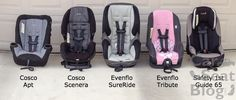 Need a budget friendly convertible car seat? Read these reviews