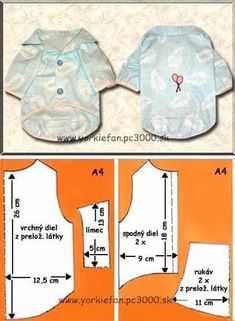 57 Ideas For Diy Dog Ideas Coat Patterns Small Dog Clothes, Puppy Clothes, Pet Fashion, Animal Fashion, Dog Coat Pattern, Animal Sweater, Dog Clothes Patterns, Coat Patterns, Animaux