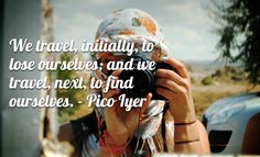 Thanks to @hannah_jane for this great #travel quote!