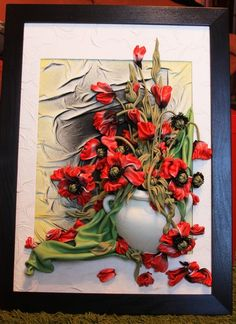 Картины из кожи Андрея Коробейникова.4401
