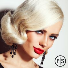 Let the Holiday Parties Begin - Holiday Hairstyle Inspo https://www.fantasticsams.com/about/news/top-holiday-hairstyles-never-go-out-style #FantasticSams #HairStyles #UpDOs