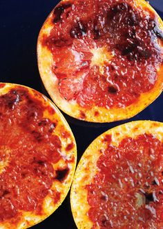 Brulee from Bon Appetit. http://punchfork.com/recipe/Grapefruit-Brulee ...