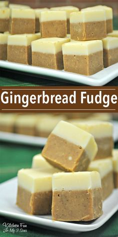 Fudge is delicious, but also makes the perfect gift. Why not make one of these 15 Totally Festive Christmas Fudge Recipes this holiday season? Christmas Fudge, Christmas Desserts, Christmas Treats, Christmas Crack, Christmas Gingerbread, Thanksgiving Desserts, Christmas Candy, Fudge Recipes, Candy Recipes