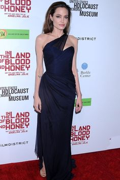 Angelina Jolie December 8 2011