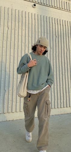 Indie Outfits, Retro Outfits, Cool Outfits, Vintage Outfits, Casual Outfits, Fashion Outfits, Stylish Mens Outfits, Mens Clothing Styles, Aesthetic Clothes