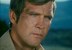 """Lee Majors as Steve Austin on """"The Six Million Dollar Man"""" (1974 - 1978)"""