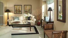 Cómo decorar el salón con diferentes estilos