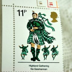 1976 British Stamps Cultural Traditions of by 3rdshelffromthetop, $6.00