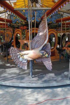Greenway Carousel, Boston, MA.