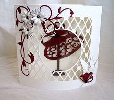 Blog tonic: Chepstow Bonnet - a card from Edna