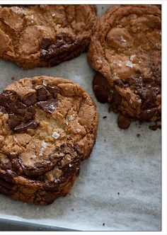 salted chocolate chip cookies6 by jules:stonesoup, via Flickr