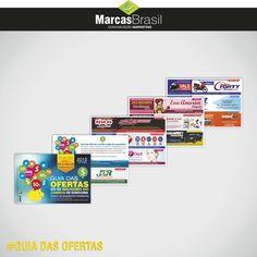 Guia das Ofertas – Sorocaba 2015 > Desenvolvimento dos anúncios para o Guia das Ofertas de Sorocaba 2015 < #guia #marcasbrasil #agenciamkt #publicidadeamericana