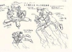 Steamboy fly anime