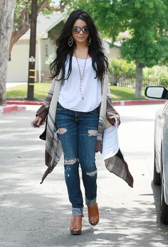 outfits casual vanessa hudgens - Buscar con Google