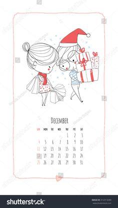 stock-vector-calendar-loving-boy-and-girl-cute-romantic-theme-312313289.jpg 911×1600 пикс