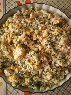 Salad Sauce, Cooking Recipes, Healthy Recipes, Yams, Fish And Seafood, Fried Rice, Healthy Eating, Healthy Food, Cake Recipes