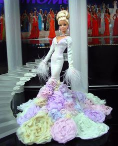 ๑Miss Minnesota (love the dress)*: