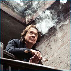Celebrities Who Smoke E Cigs: Hollywood Loves To Vape - Eddie Van Halen Music Love, Art Music, Van Hagar, Eddy Van Halen, New York Times Magazine, Hollywood, Vape Tricks, Comedy Central, Esquire