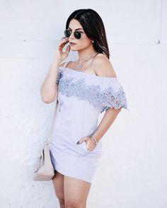 APAIXONADA nesse dress @amarellowmodas  #rafinhagadelha #ootd #look