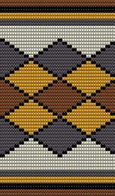 Ideas crochet bag tapestry design for 2019 Tapestry Crochet Patterns, Bead Loom Patterns, Cross Stitch Patterns, Knitting Patterns, Boho Tapestry, Tapestry Bag, Tapestry Design, Crochet Chart, Crochet Stitches