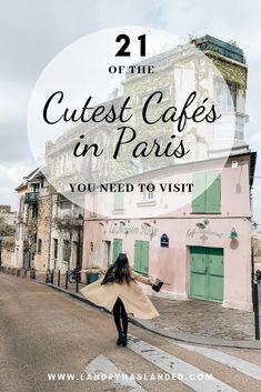 Paris Travel, France Travel, Best Restaurants In Paris, Parisian Cafe, Cute Cafe, I Love Paris, Famous Places, The Ordinary, Travel Inspiration