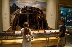 Evan and Lauren's Cool Blog: 8/5/14: Mashantucket Pequot Museum & Research Center