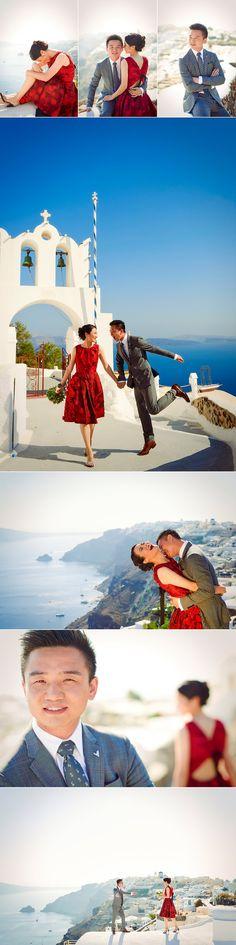 Omi Lili φωτογραφηση γαμου στην Σαντορινη by Giota Zoumpou PhotostudioGT   Φωτογράφος γάμου - Φωτογράφηση γάμου από το PhotostudioGT Santorini, Photo Sessions, Lily, Wedding, Valentines Day Weddings, Orchids, Weddings, Lilies, Marriage
