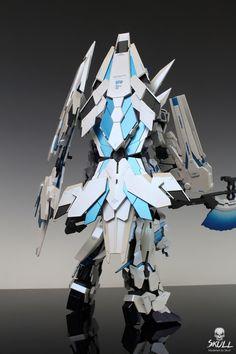 "Custom Build: MG 1/100 Full Armor Unicorn Gundam ""Plan B"" - Gundam Kits Collection News and Reviews"